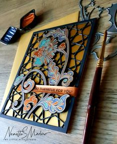 Attic News – My Little Attic Altenew Cards, Stampin Up Cards, Art Diary, Flower Stamp, Thanksgiving Cards, Fall Cards, Card Making Inspiration, Cards For Friends, Card Tags