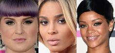 Maquiagem AMA Kelly Osbourne, Ciara, Rihanna!