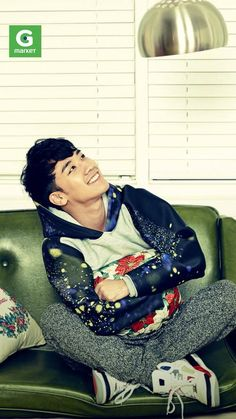 Seungri of BigBang. I'm starting to love this guy more and more.