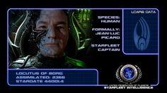#STARFLEET INTELLIGENCE | #Locutus of #Borg | #StarTrek