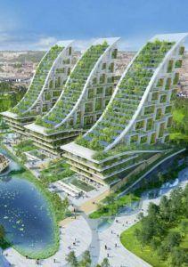 ARQUITETURA SURREAL! #sustainablearchitecture