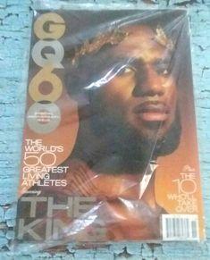 $19.99  LeBron James GQ Magazine November 2017 Special Anniversary Issue #GQ #lebronhames #lebron  #style #fashion #menswear #mensfashion #menstyle #ebay #support #mymanyautisticways