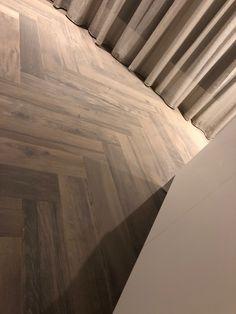 Keramisch parket visgraat tegels 15x90 cm woodside nut Kronos