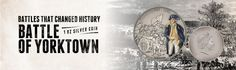 Siege of Yorktown Launches New Historic Battles Silver Coin Series Mint Coins, Silver Coins, Siege Of Yorktown, Warriors, Battle, Product Launch, History, News, Silver Quarters
