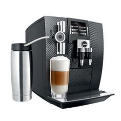 The New Jura Taking brilliance to a new level - The is an automatic one-touch coffee machine, producing the entire range from ristretto to latte macchiato at the touch of a single button. The specialities are selected using the Rotary Switch Machine A Cafe Expresso, Espresso Machine Reviews, Jura Coffee Machine, Espresso Coffee Machine, Coffee Latte, Latte Macchiato, Wifi Coffee Maker, Rotary, Chrome Designs