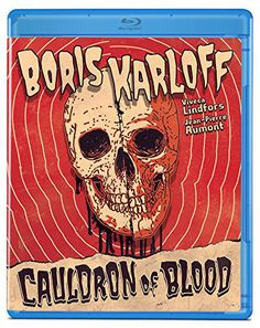 Blu-ray / DVD Release: Cauldron of Blood