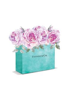 Tiffany's8x10 Blue Box Tiffanys Bag Blue Tiffanys by hellomrmoon