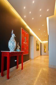 Diseño interior apto. Ciudad Panamá