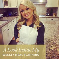 If you know me, you know meal planning is one of the greatest strategies that I support for...