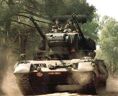 PRTL (NL) Dutch version of the German Gepard