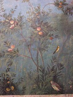 Roman wall Mural