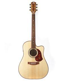 Maton (not Martin) Guitars - The New Australian EA80C