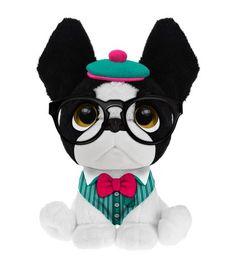Peluche Perro Trendy Dog Perfumados Licencia Original Intek