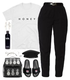 """""""Today"""" by oh-aurora ❤ liked on Polyvore featuring Alexis Bittar, Baja East, Dolce&Gabbana and NOVICA"""
