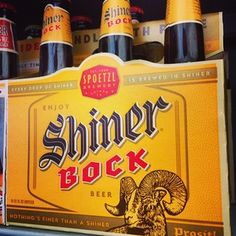 One of the best regional beers around. | 45 Things Texans Have Every Right To Brag About