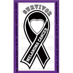 I am a Melanoma Cancer Survivor x 2 !  (2001& 2011)