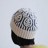 Ravelry: Frost on Leaves pattern by Midori Hirose