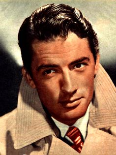 """ricksginjoint: """" Find more of Gregory Peck and other classic hollywood icons here """" Hollywood Icons, Hollywood Actor, Golden Age Of Hollywood, Vintage Hollywood, Hollywood Stars, Classic Hollywood, Gregory Peck, Tv Actors, Actors & Actresses"""