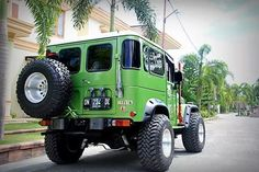 FJ40 Fender Flares? Where to buy? Who makes these?