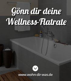 Badezimmer Planung Du wirst dir deinen Traum von einer eigenen Wellness-Oase am besten  erfüllen, wenn du ALLES für möglich hältst. Wertvolle Tipps und   Empfehlungen auf www.wohn-dir-was.de Bildmaterial: ©️️️ Villeroy&Boch