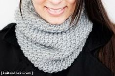 Free Cowl Knitting Patterns - How to Knit Nifty Cowls & Neckwarmers | HubPages