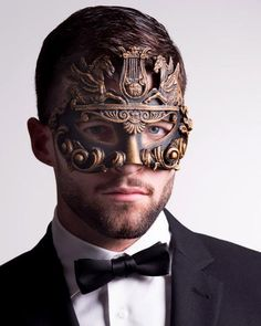 Mens Masquerade Outfit, Winged Horse, Masked Man, Leather Mask, Baroque Fashion, Gods And Goddesses, Modern Man, Sexy Men, Hot Men