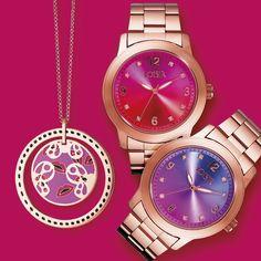 Multicolor watch