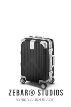 The ZEBAR Hybrid Cabin in BLACK skilfully combines two of the most advanced materials in the world - the resistance of our unique aluminum magnesium alloy with the outstandingly light quality of polycarbonate - to an outstanding product of German construction, which is ideal as a lifelong travel companion. The hand luggage case developed in Germany fits in the overhead lockers of most airlines and is perfect for business trips or weekend trips. Luggage Case, Hand Luggage, Air France, Cabin Suitcase, Berlin Germany, Weekend Trips, Business Travel, Beige, Berlin