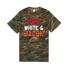 Red, White, & Bacon