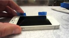 How To Easily Install a Screen Protector  - without tearing your hair out!