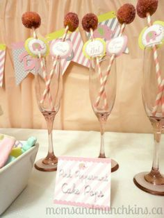 Elephant Baby Shower Ideas #BabyShower
