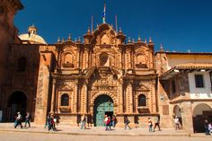 https://flic.kr/p/qnEZZs | Iglesia de la Compañia, Cusco, Peru