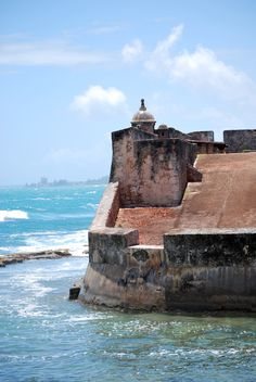 San Juan Puerto Rico   Been there three times from a cruise ship.