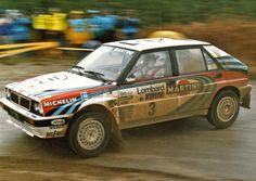 1991 - Juha Kankkunen (Lancia Delta Integrale 16v)