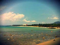 墾丁大灣沙灘