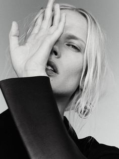 Femke Lakenman by Jason Hetherington for Vogue Ukraine - Minimal. / Visual.