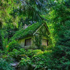 20+ Little Lonely Houses For The Solitary Soul | Bored Panda