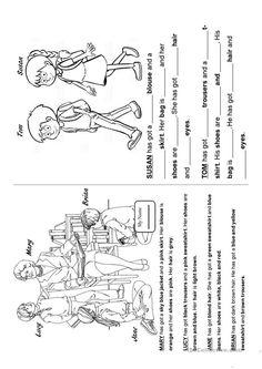 A(z) English worksheets nevű tábla 1947 legjobb képe ekkor
