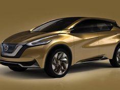 Nissan Resonance, um dos carros verdes que chamou a atenção no Salão de Detroit