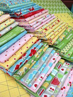 Bake Sale 2 Lori Holt Fabric Fat Quarter Bundle - https://www.stitchesquilting.com/shop/bake-sale-2-lori-holt-fabric-fat-quarter-bundle/