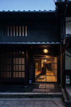 A typical Japanese-style house usually features a calming atmosphere which is related to Zen philosophy. The minimalist Japanese house is … Japanese Style House, Traditional Japanese House, Japanese Modern, Japanese Interior, Japanese Design, Japan Architecture, Sustainable Architecture, Residential Architecture, Architecture Design