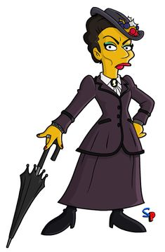 "Springfield Punx: Doctor Who's ""Missy"""