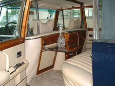 Mercedes Benz 600 Interior