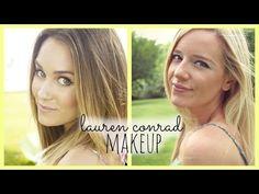 Lauren Conrad Inspired Makeup