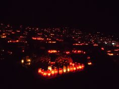All Saint's Day in Croatia