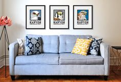 Lynn Bantley is now selling his artwork from GGRO! www.coolbirdart.com
