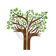 Recycle Tree Logo Design Tree Logo Design, Eco-T-Shirt, Eco-Becher, Eco-Aufkleber, umweltfreundlich Environment Logo, Environment Painting, Tree Branch Tattoo, Family Tree Picture Frames, Tropical Frames, Gazebo Plans, Friend Logo, Logo Design, Graphic Design