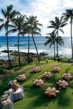 Sheraton Kauai Resort -  The resort's ocean-wing accommodations here are so close to the water you can practically feel the spray of the surf as it hits the rocks below.
