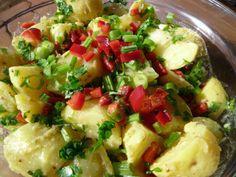 2-Point Marinated New Potato Salad
