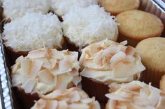 Recipe: Coconut Milk Cupcakes, Two Ways